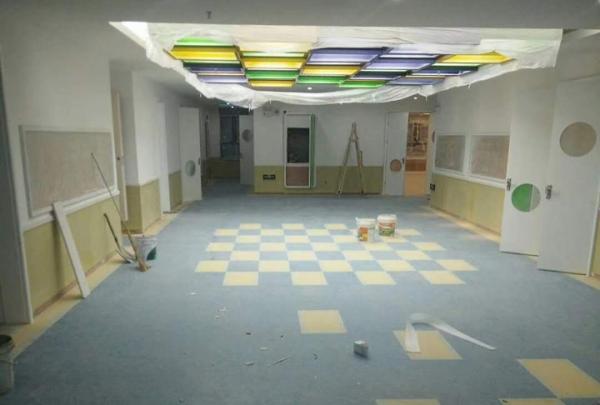 室内艺术地坪