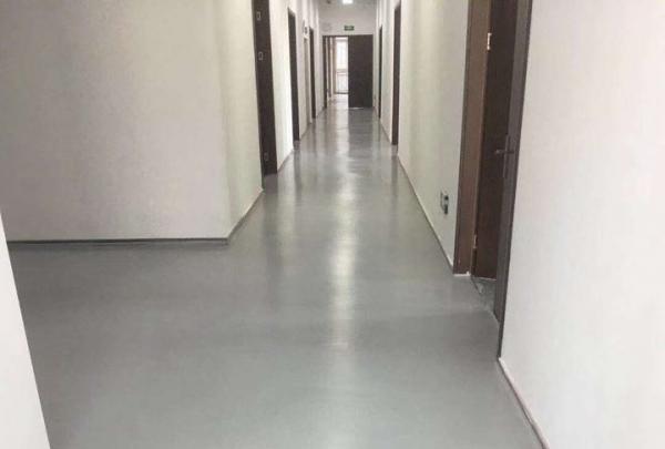 室内地坪工程